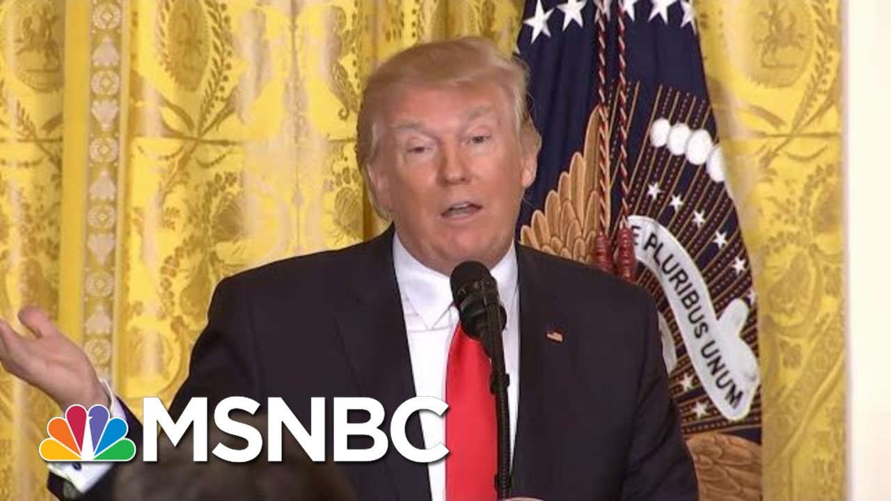 Trump 'Out-Nixoning, Nixon': Obama Official Calls Out Trump's Bribery And Stonewalling | MSNBC 8