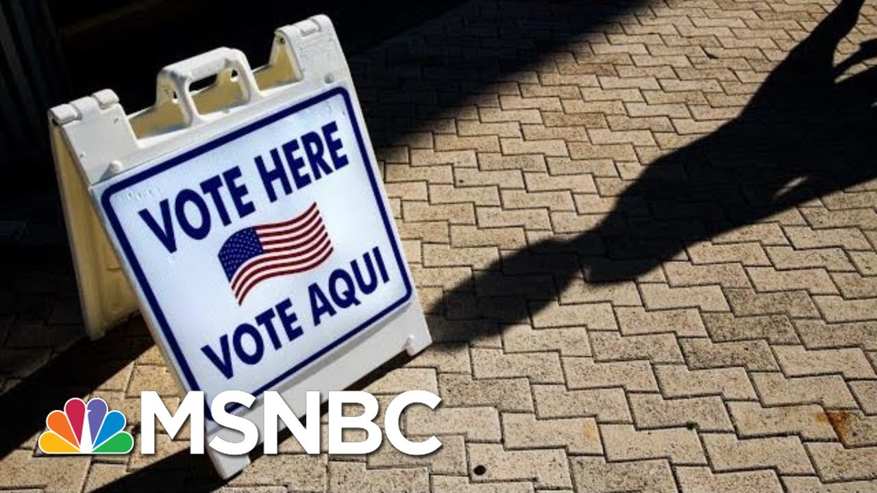 How Bots Ignited False Voter Fraud Claims In Kentucky & What Means For 2020 | The 11th Hour | MSNBC 2