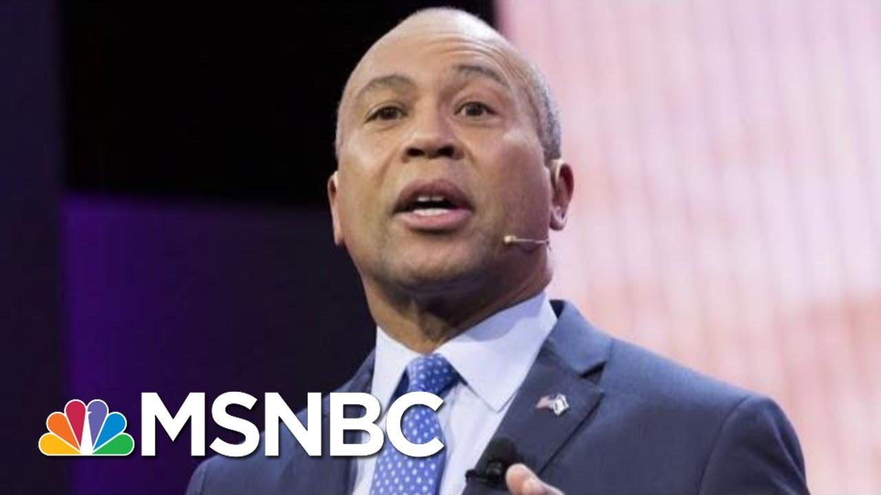 Can Deval Patrick Make Waves If He Jumps Into 2020? | Morning Joe | MSNBC 13