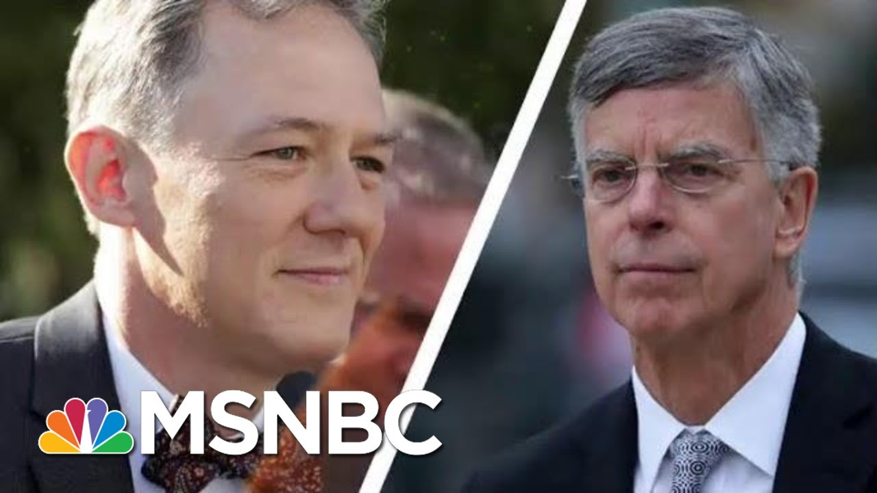 Revealed: GOP's Trump Defense Against Mountain Of Bribery Evidence | MSNBC 3