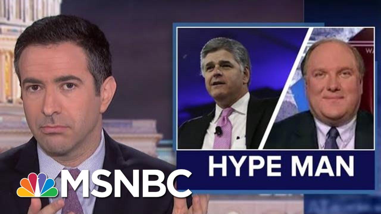 How Ukraine Propaganda Backfired On Trump In Impeachment Probe | The Beat With Ari Melber | MSNBC 4