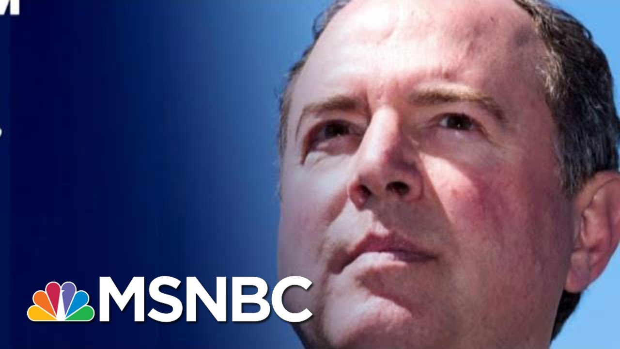 Breaking: Chairman Schiff Says Dems Can Impeach Trump For Bribery | The Beat With Ari Melber | MSNBC 1