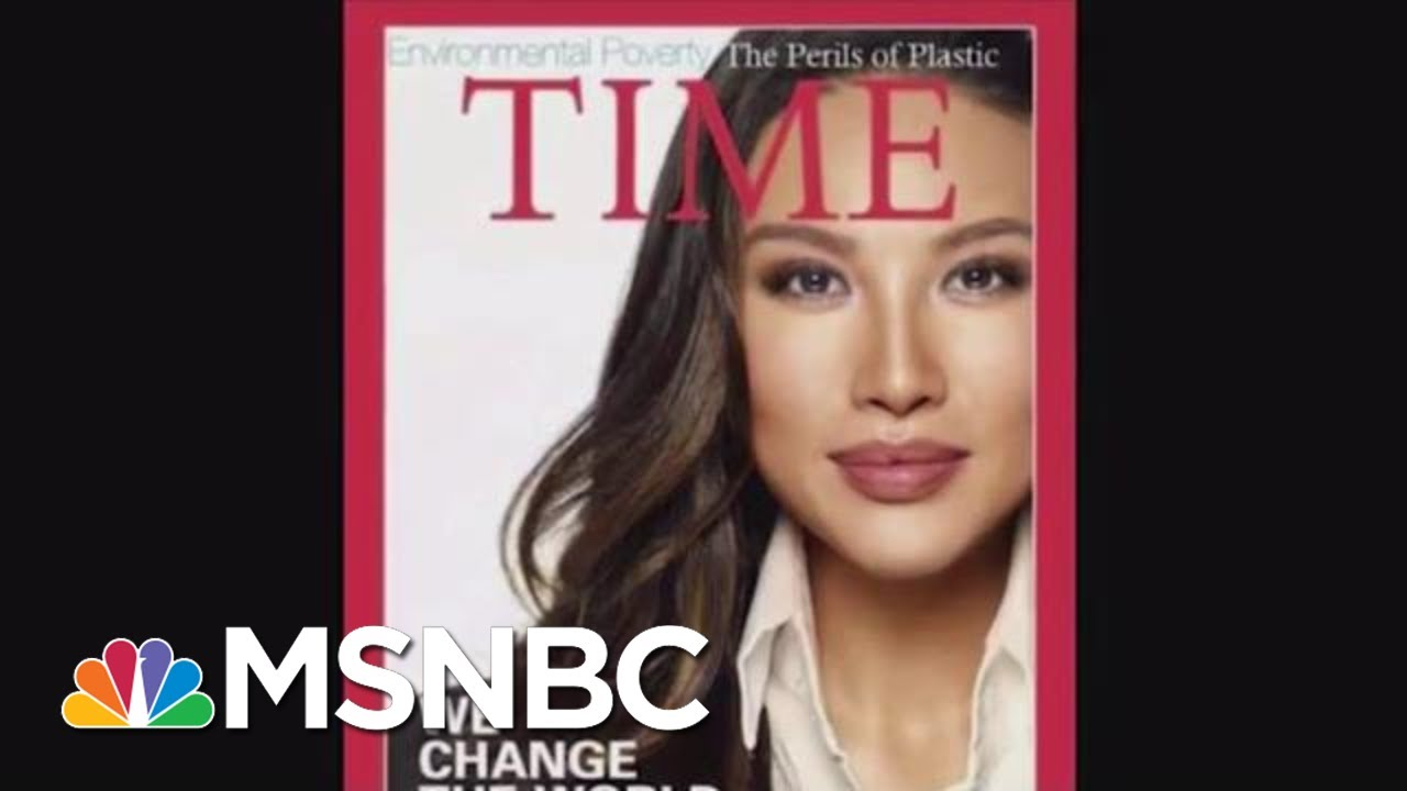 Senior Trump Official Also Created A Fake Time Cover | All In | MSNBC 9