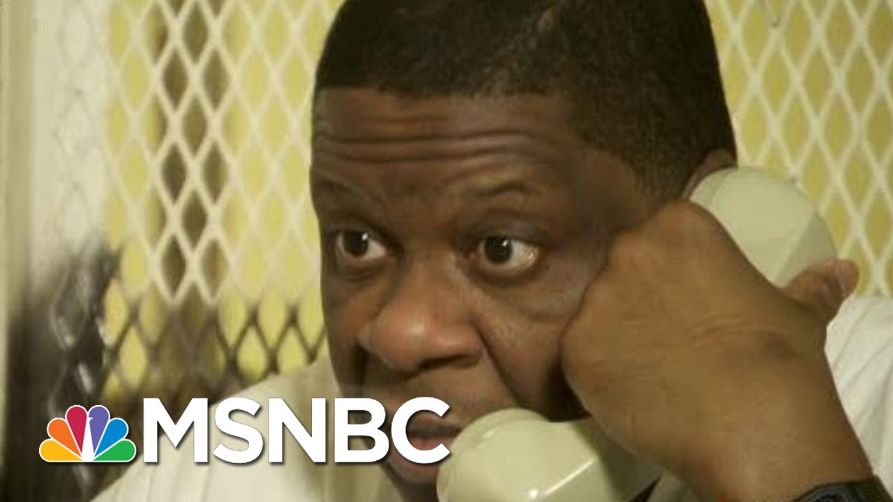 Rodney Reed's Execution Approaches In Texas | All In | MSNBC 3