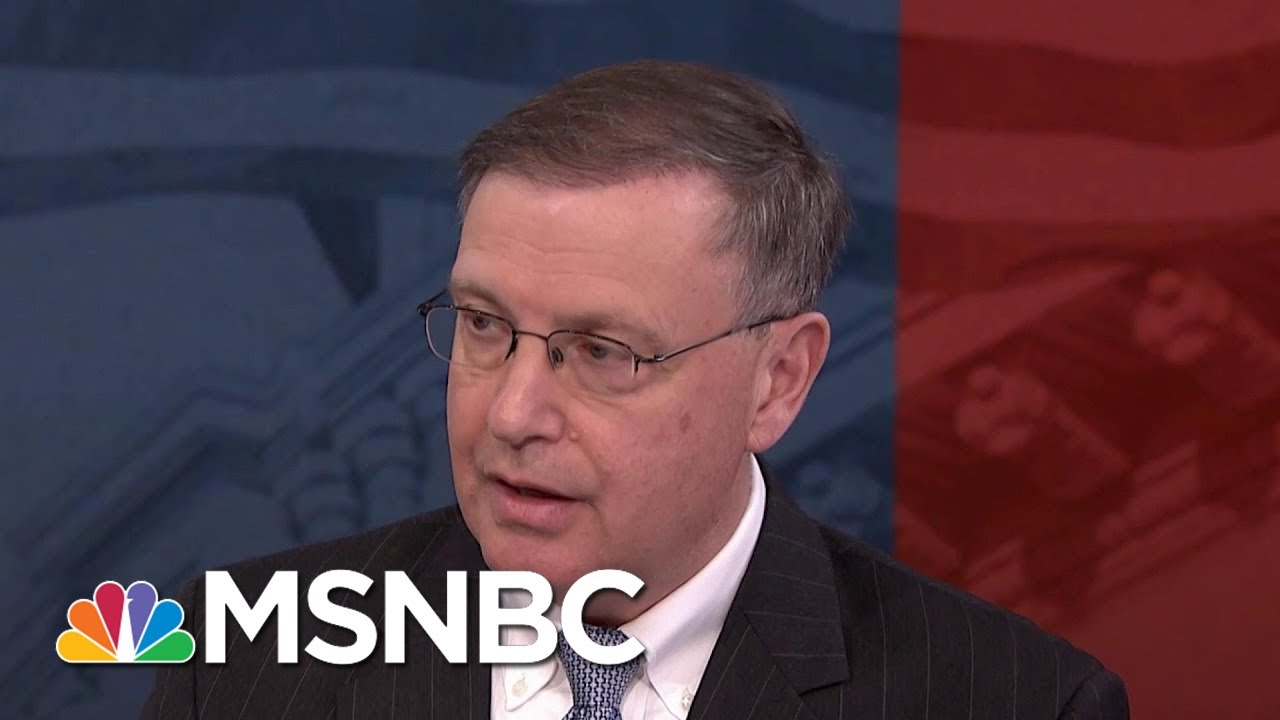 Rosenberg: Ukraine Is Under Attack, Their People Are Dying & Trump Wants Something In Return | MSNBC 2