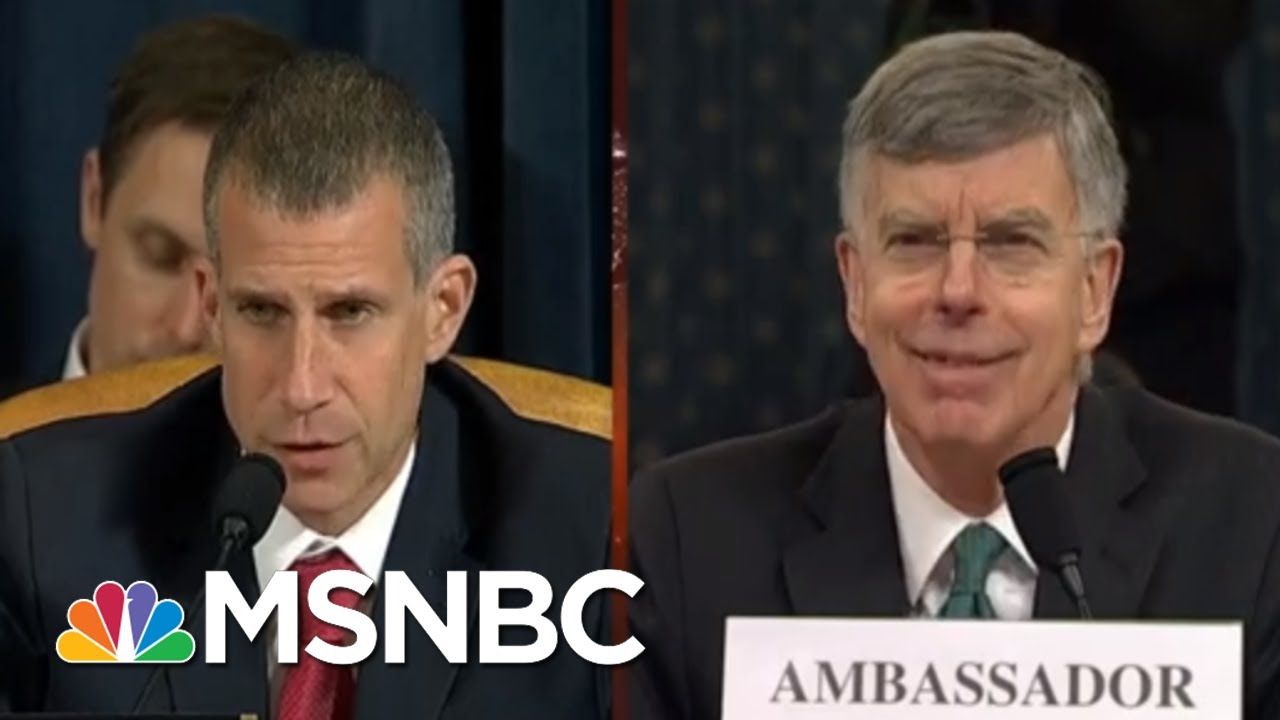 Joe: Do Republicans Want Hearsay Or Not? | Morning Joe | MSNBC 3
