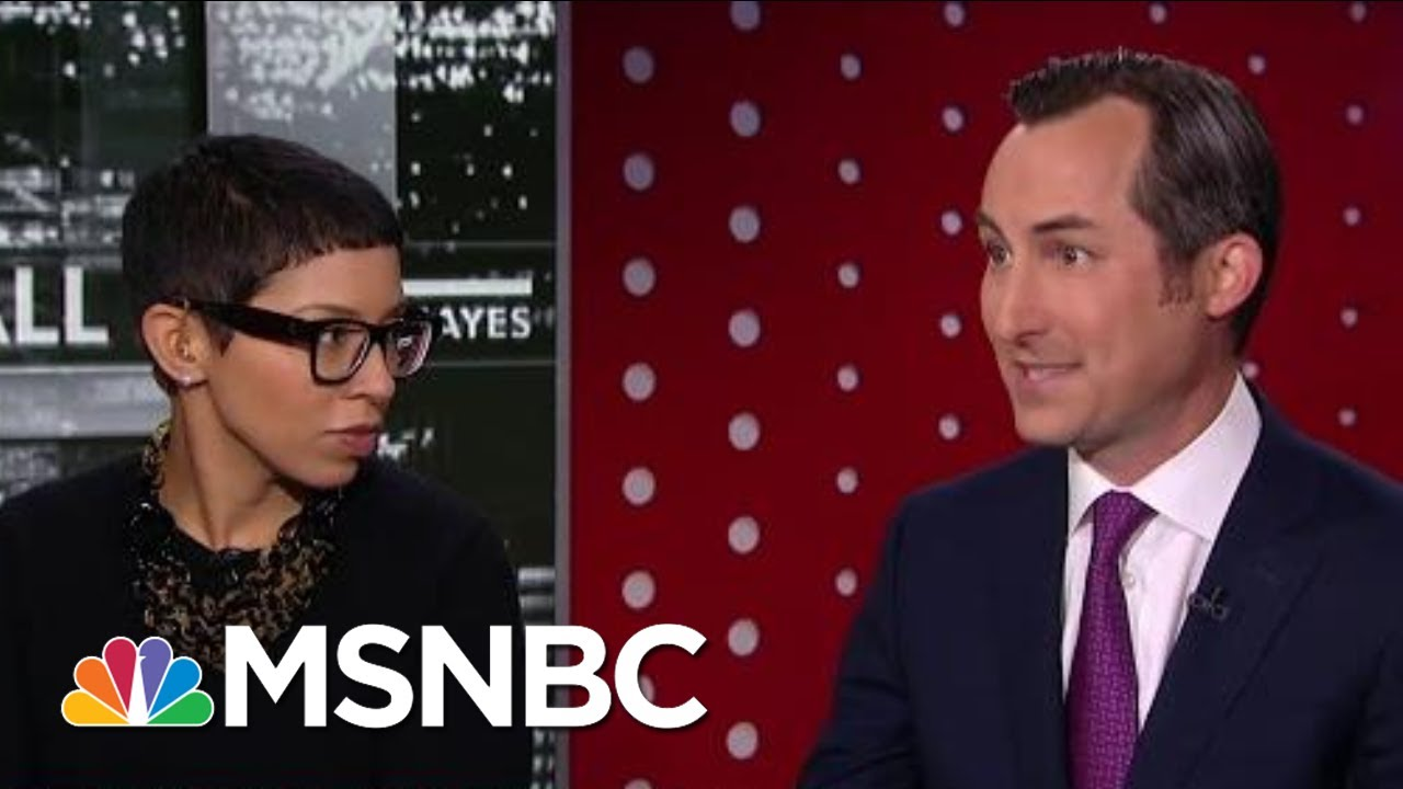 Day 1 Of Hearings: Credible Witnesses Directly Implicate Trump On Ukraine - Day That Was | MSNBC 11