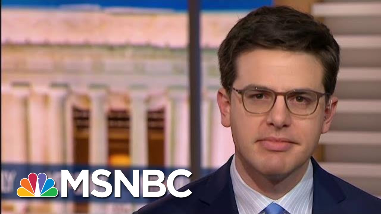 Matthew Continetti: The Goal For Both Parties Is 'Keep The Trial Short' | MTP Daily | MSNBC 5