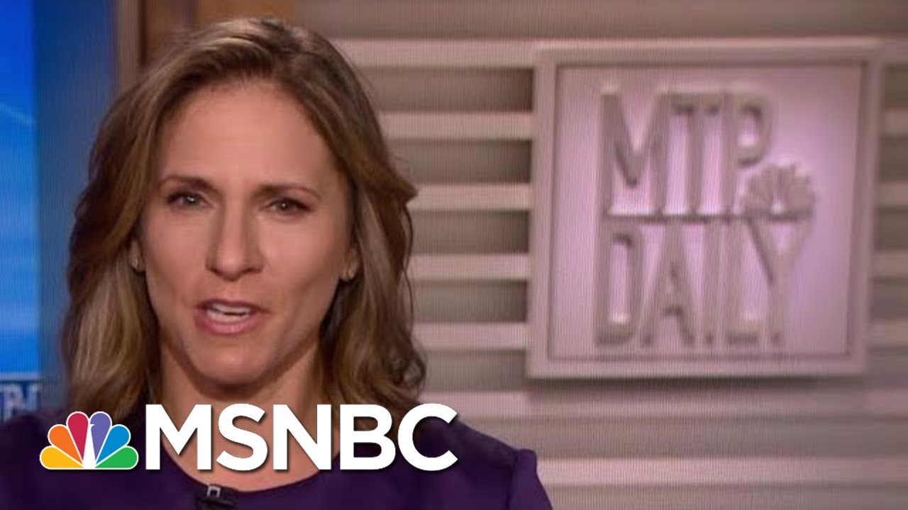 Mimi Rocah: Sondland's Motive Was To 'Protect The Republicans' | MTP Daily | MSNBC 6