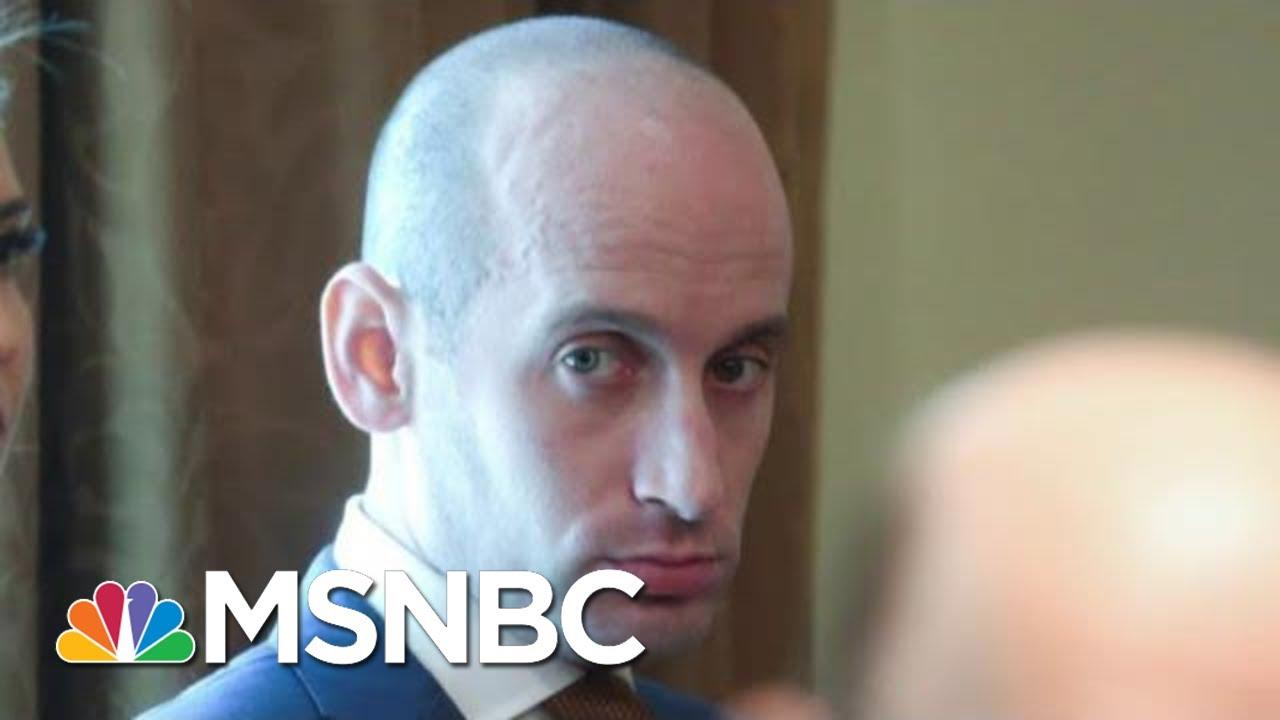 U.S. Immigration Policy Hits Sad Milestones Under Miller | All In | MSNBC 2