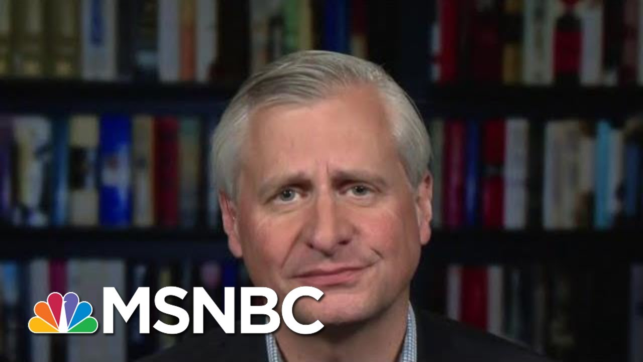 Meacham On Trump: 'Is This The Person You Want Sitting There At The Pinnacle Of Power?' | MSNBC 4