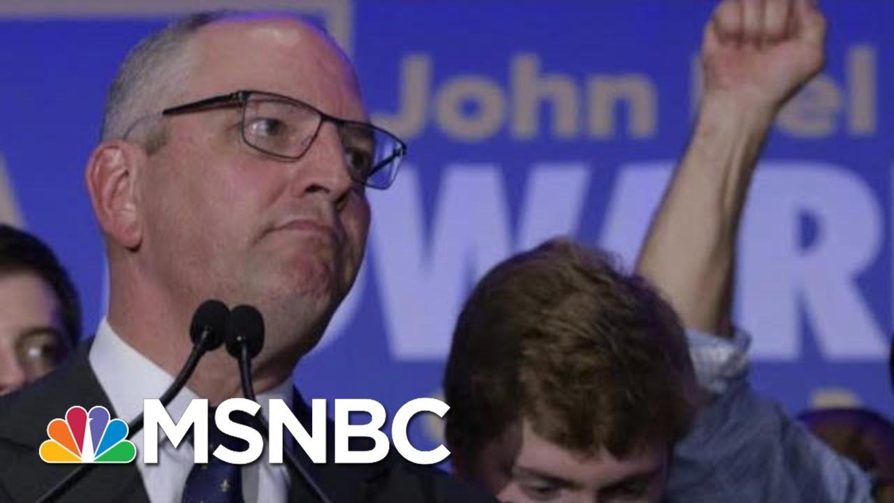 Joe: How Did Trump Lose Louisiana? | Morning Joe | MSNBC 4