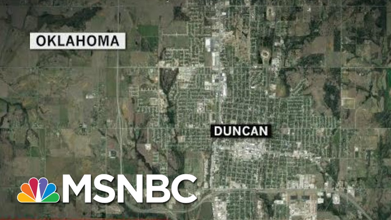 Reports Of Shooting At Duncan, Oklahoma Walmart' | Craig Melvin | MSNBC 1