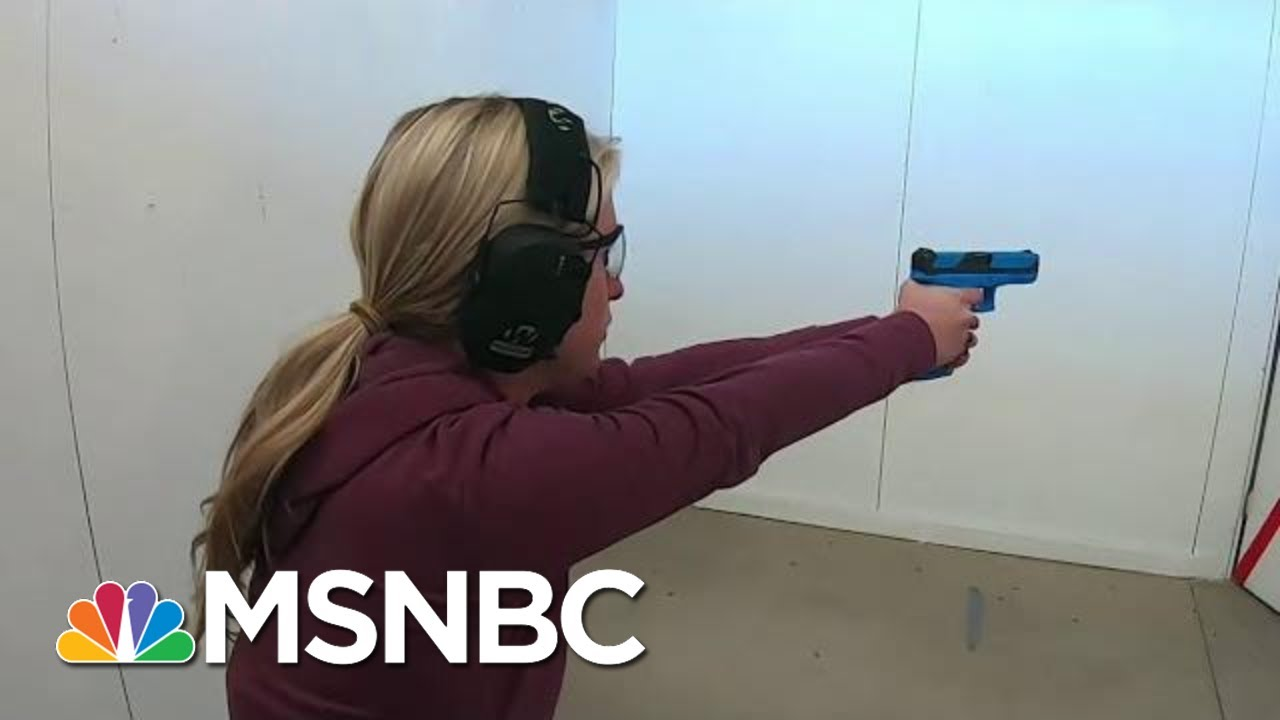 Teachers Take Part In Gun Training To Protect From School Shootings | Velshi & Ruhle | MSNBC 8