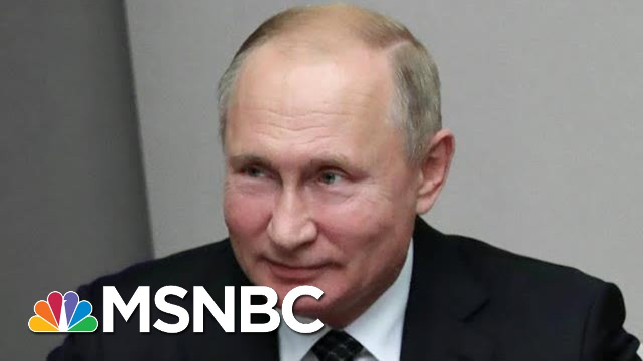 EXCLUSIVE: Russia Media Analysis Hints At Who Vladimir Putin Favors For 2020 | The 11th Hour | MSNBC 7