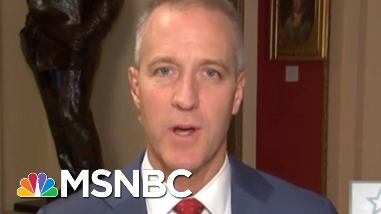 Maloney: I Wanted 'Accountability' For Gordon Sondland | MSNBC 11