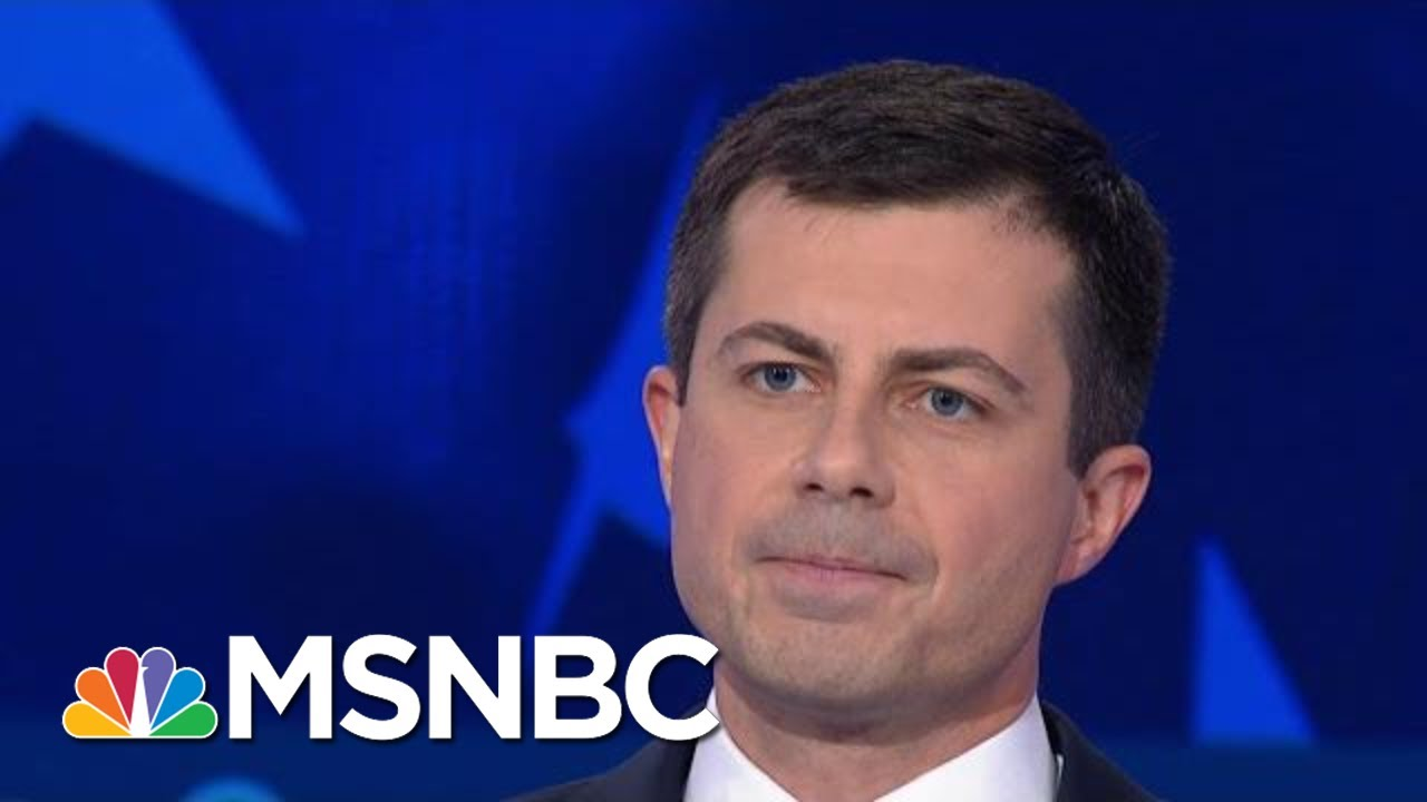 Amy Klobuchar, Pete Buttigieg Argue Over Experience On Voting Rights | MSNBC 5