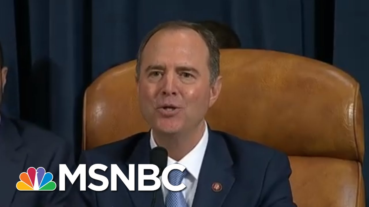 'Americans Can Sleep Better Tonight:' Rep. Heck On Latest Impeachment testimony | All In | MSNBC 2