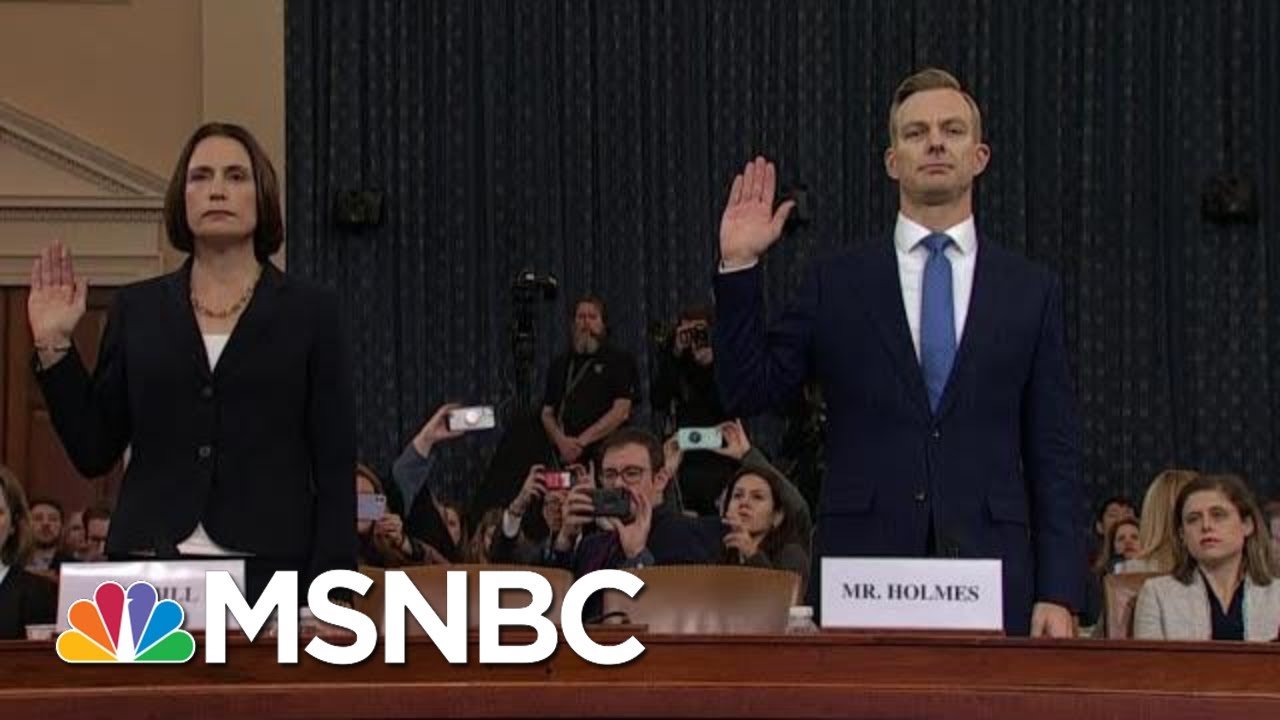 Intel Cmte. Mem.: Evidence Against The President Has Been Very Overwhelming | The Last Word | MSNBC 2