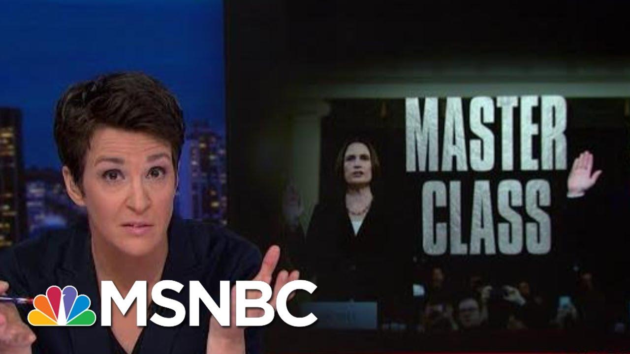 Russian Propaganda Seen Fusing With Republican Ukraine Narrative | Rachel Maddow | MSNBC 10
