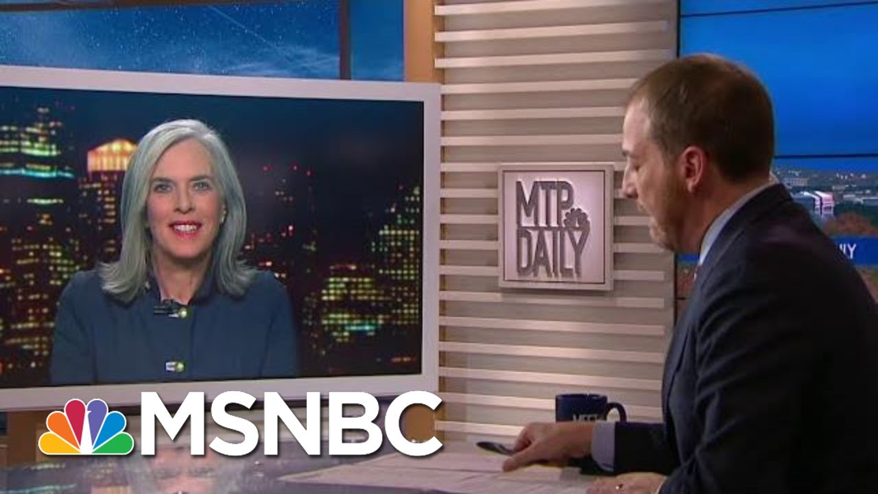 Rep. Clark On Investigation: If We Will Hear Further Testimony Is 'Undecided' | MTP Daily | MSNBC 1