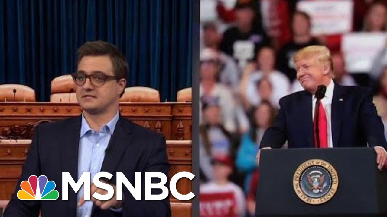 Hayes Explains 3 Ways The 'America First' President Puts Americans Last | All In | MSNBC 8