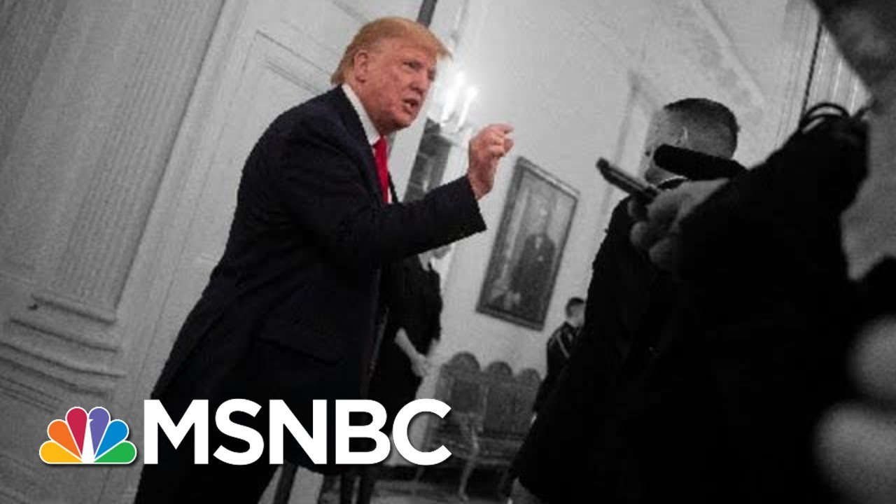 Ukrainian Forces At Risk As Trump Admin. Withheld Military Aid | The 11th Hour | MSNBC 10