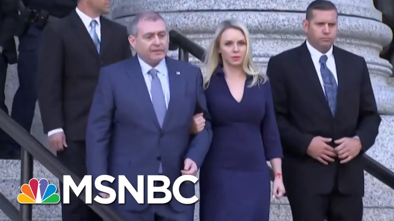 New details In Lev Parnas' Reported Effort To Help Devin Nunes | The Last Word | MSNBC 3