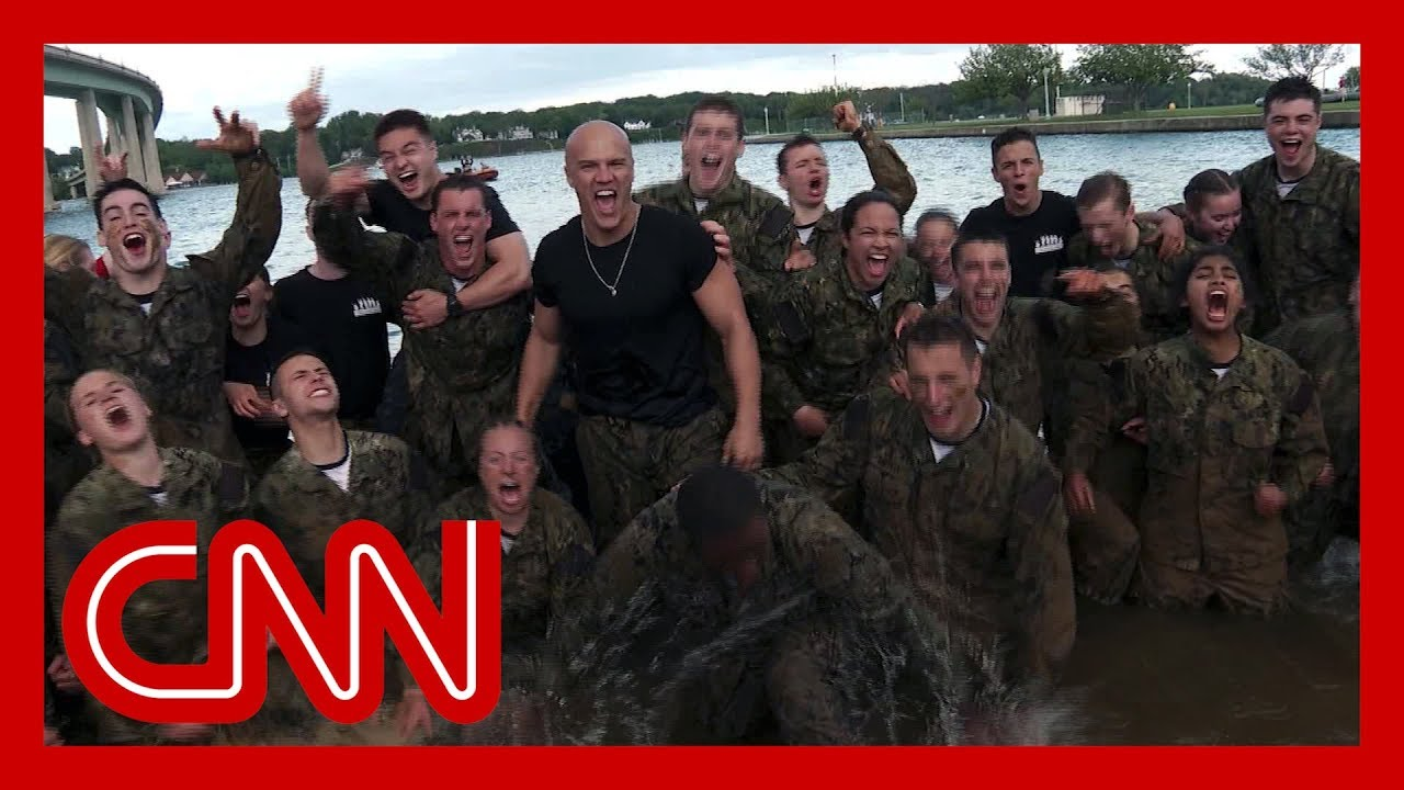 Exclusive look inside the U.S. Naval Academy's Sea Trials 2
