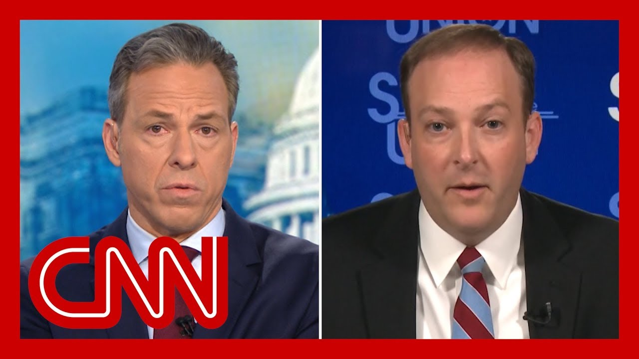 Jake Tapper to GOP lawmaker: Is this okay with you? 6