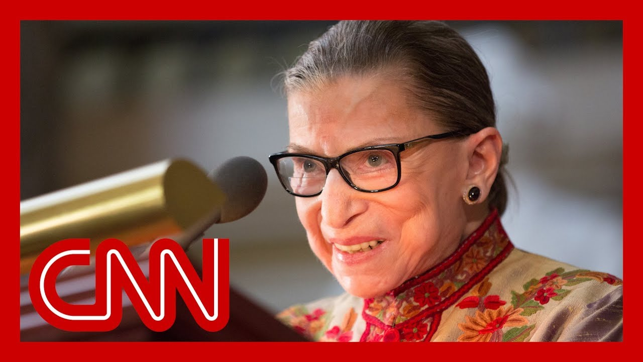 Ruth Bader Ginsburg 'home and doing well' after hospitalization 1