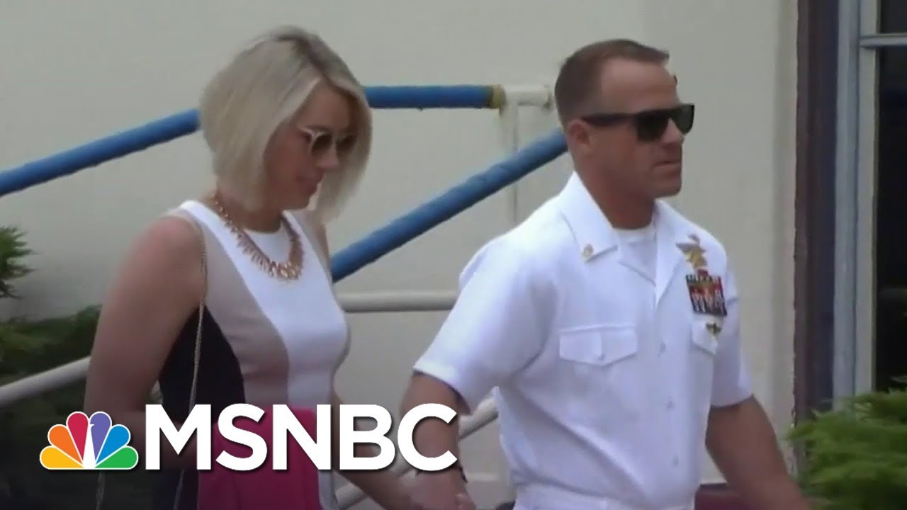 Navy Secretary Denies Report He Threatened To Resign | MSNBC 13