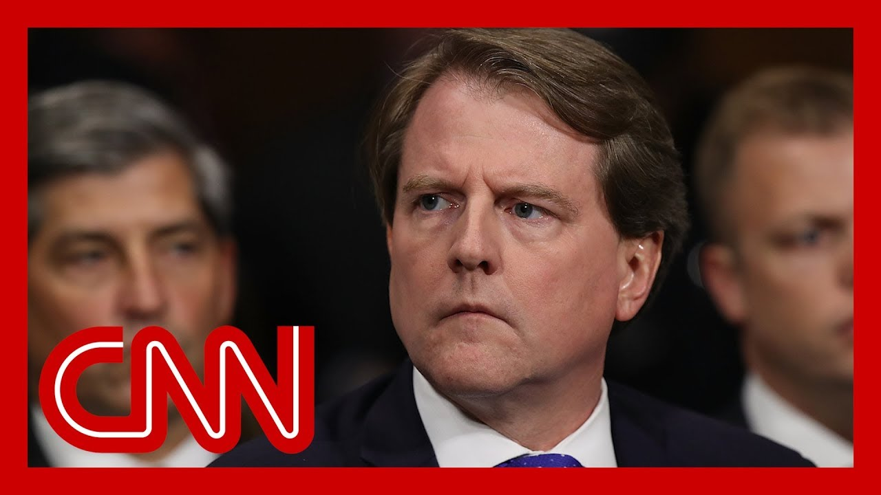 Judge rules McGahn must testify: 'Presidents are not kings' 8