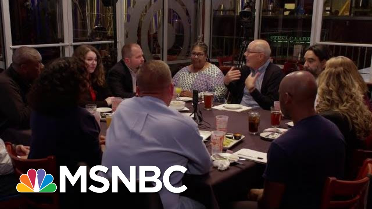 Pennsylvania Swing Voters Speak Out On Issues That Could Sway Their Vote | Velshi & Ruhle | MSNBC 11