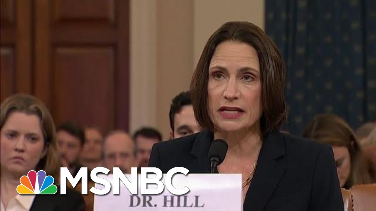 Impeachment Bombshells: Bribery Confession And New Evidence | The Beat With Ari Melber | MSNBC 1