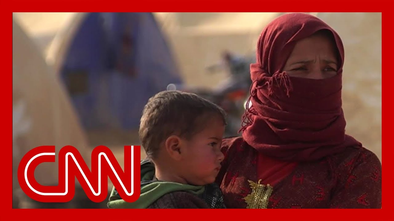 Nearly 200,000 displaced by Turkey's offensive 8