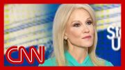 Was there a quid pro quo? Conway says she doesn't know 5