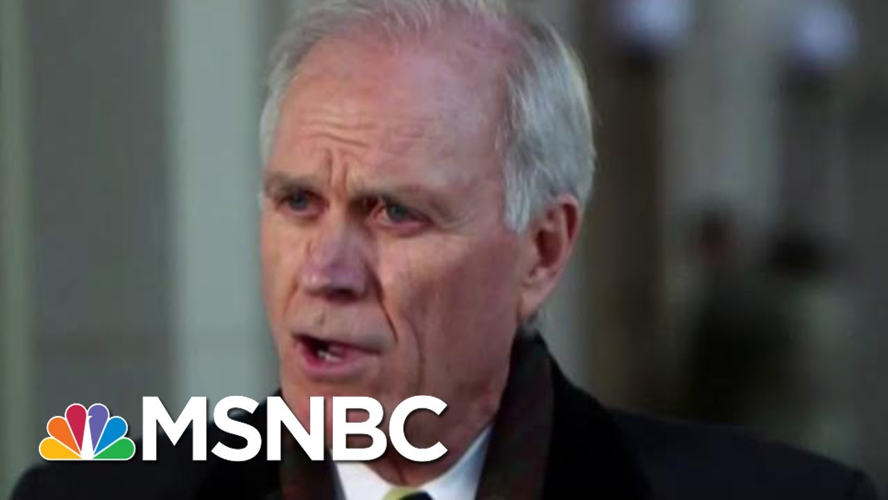 Fired Navy Secretary Criticizes President Donald Trump | All In | MSNBC 2