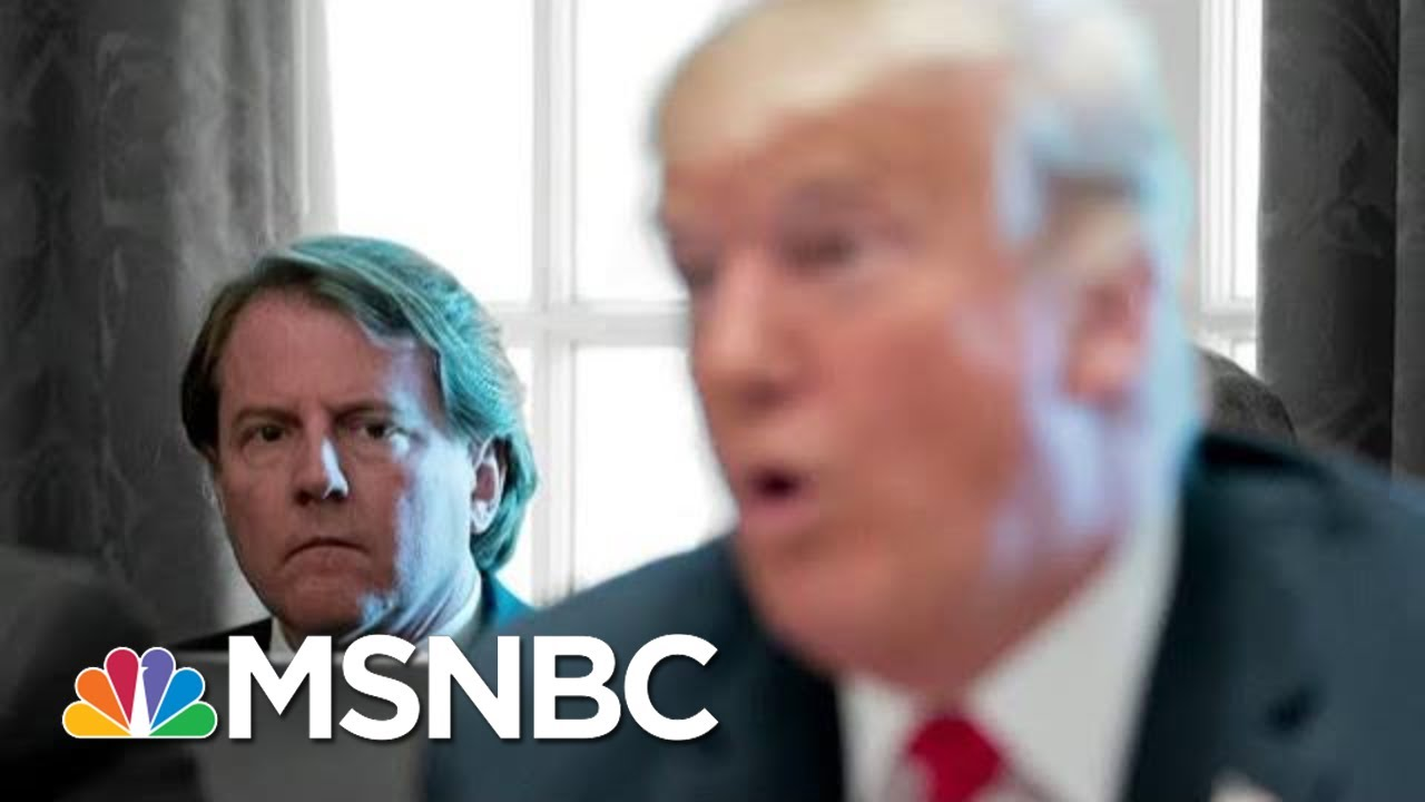 Day 1040: Ruling Don McGahn Must Testify, Judge Says Presidents Aren't Kings | The 11th Hour | MSNBC 7