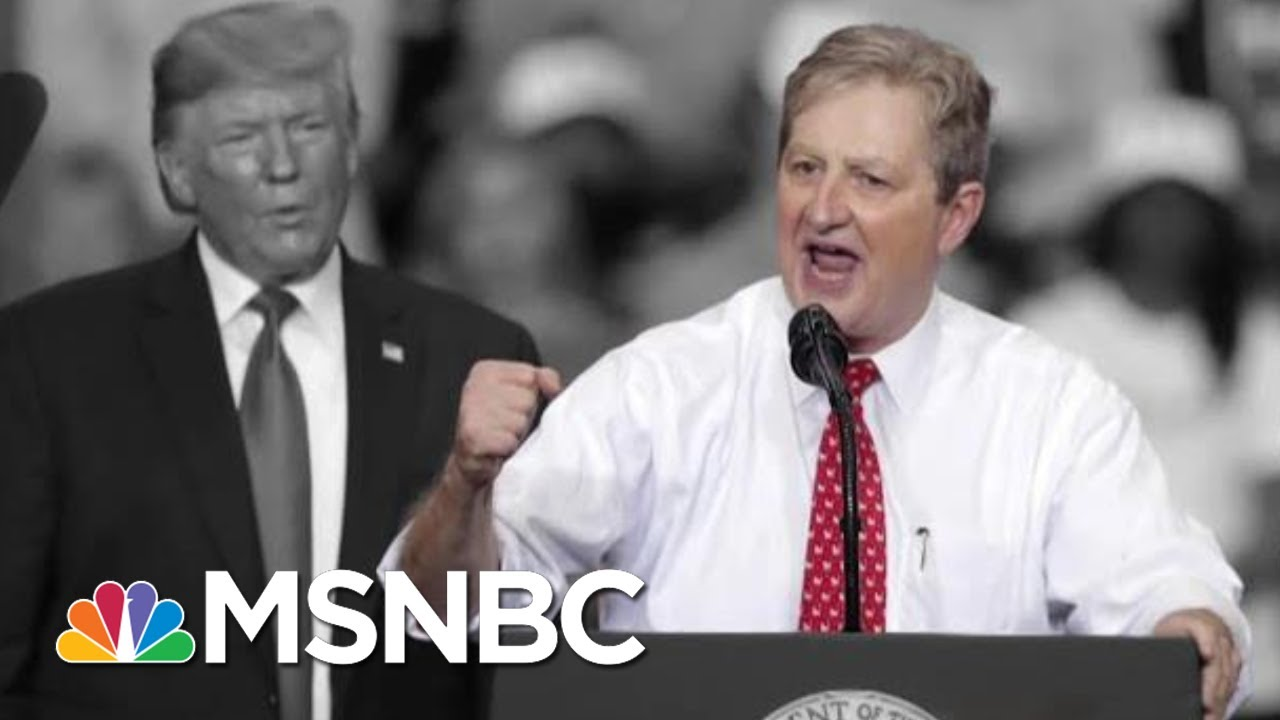 Some Republicans Using Russian Talking Points On Ukraine To Cover For Trump | The 11th Hour | MSNBC 4