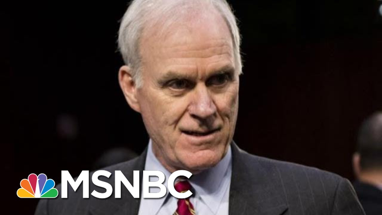 Ousted Navy Secretary Sounds Off After Trump Jumps Into SEAL Controversy   The 11th Hour   MSNBC 2