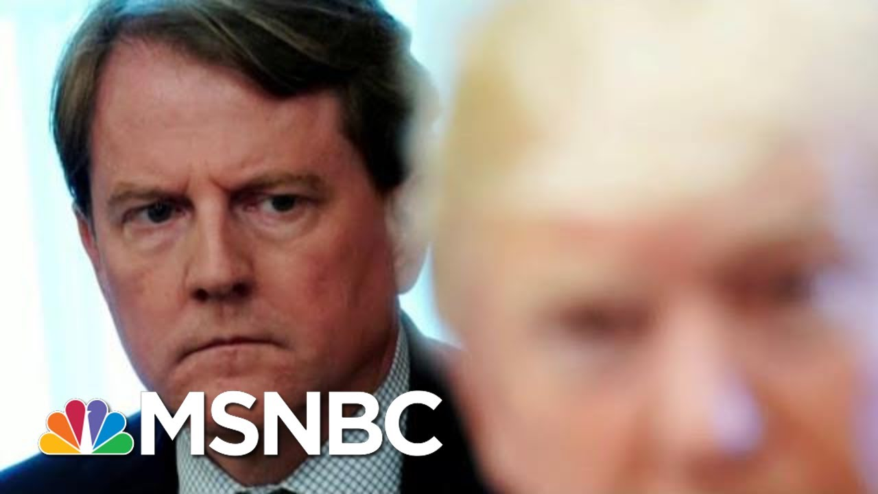 'You Can't Ignore A Congressional Subpoena' | Morning Joe | MSNBC 6
