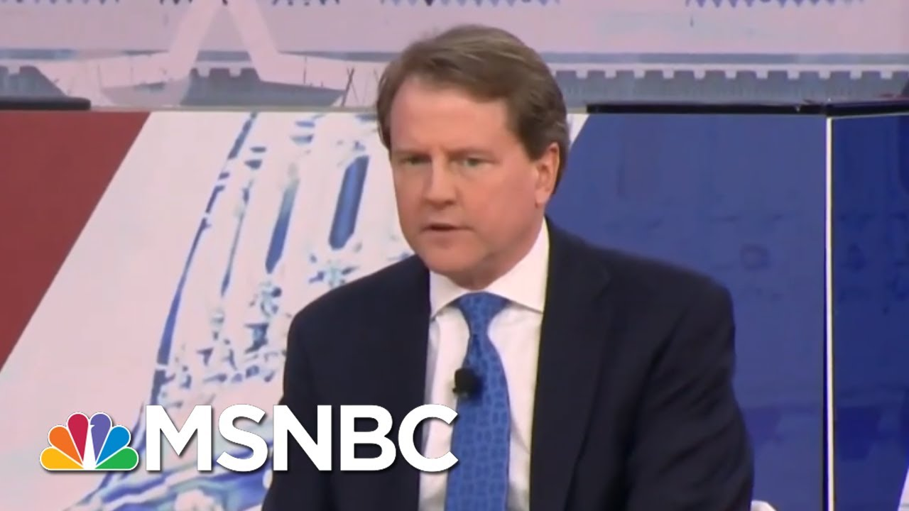 Dems Win Court Fight Forcing Key Trump Aide To Testify On Impeachment | MSNBC 8