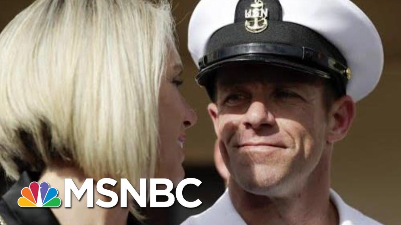 Trump's Erosion Of The Defense Department | Deadline | MSNBC 2