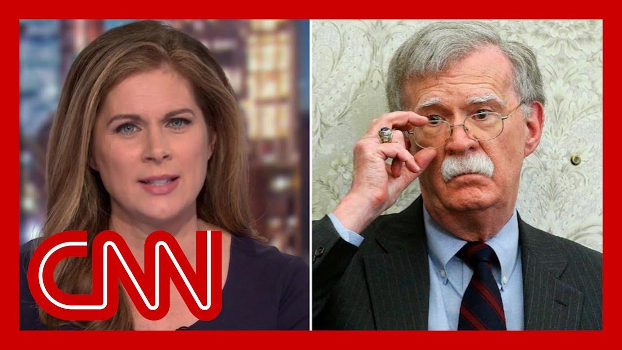 Erin Burnett calls out John Bolton for hiding behind Twitter 5