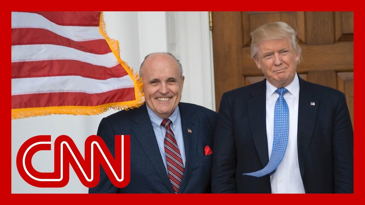 Trump distances himself from Giuliani in O'Reilly interview 4