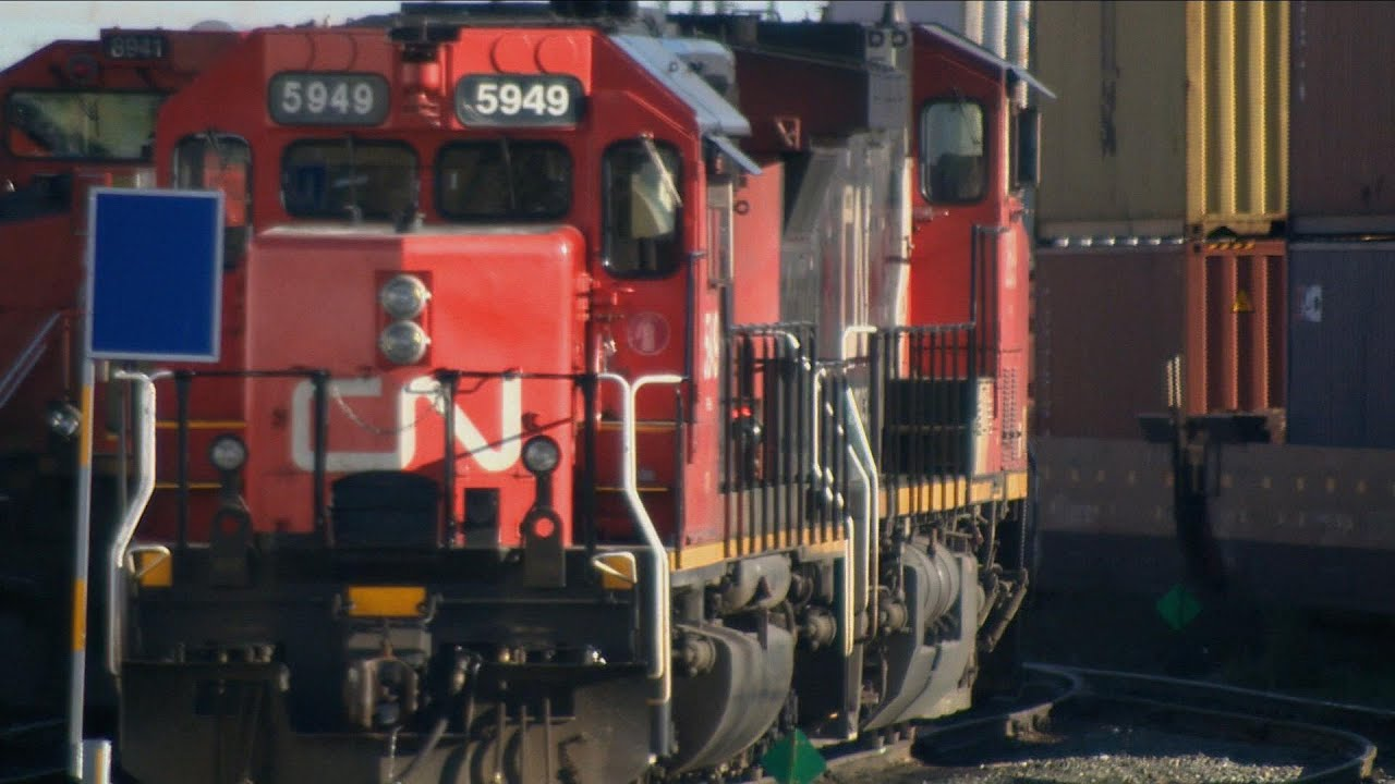 CN Rail strike ends: What was its impact on the economy? 10