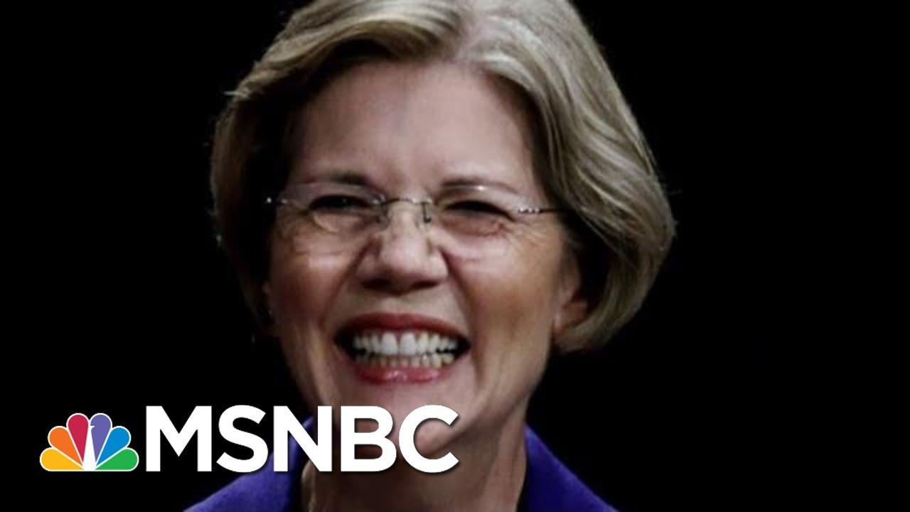 Elizabeth Warren Support Drops, Buttigieg Surges In New Polling   Morning Joe   MSNBC 11