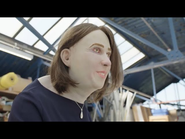 Emma: The pale, hunchbacked 'work colleague of the future' 2