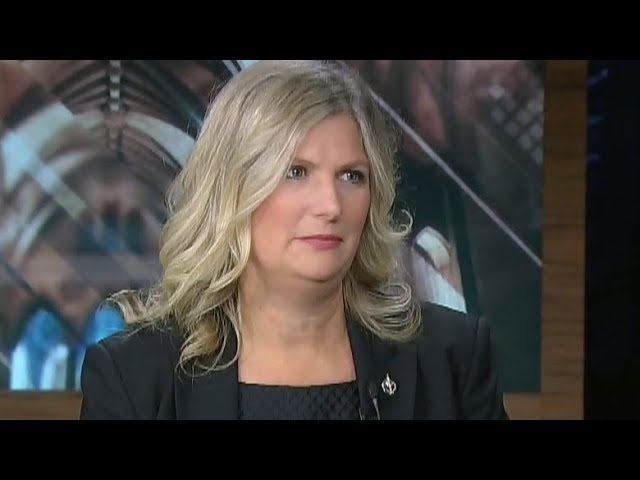 New Conservative deputy leader Leona Alleslev on her new role 8